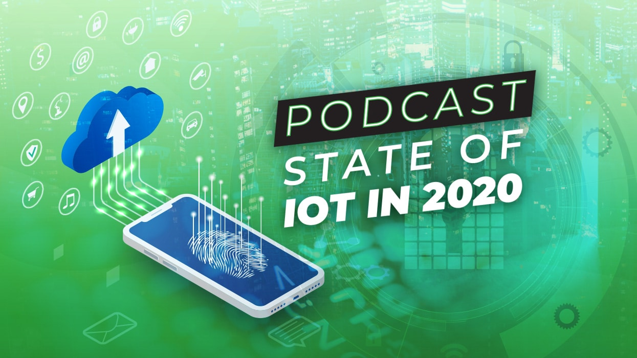 centrexIT Podcast IoT Security 2020