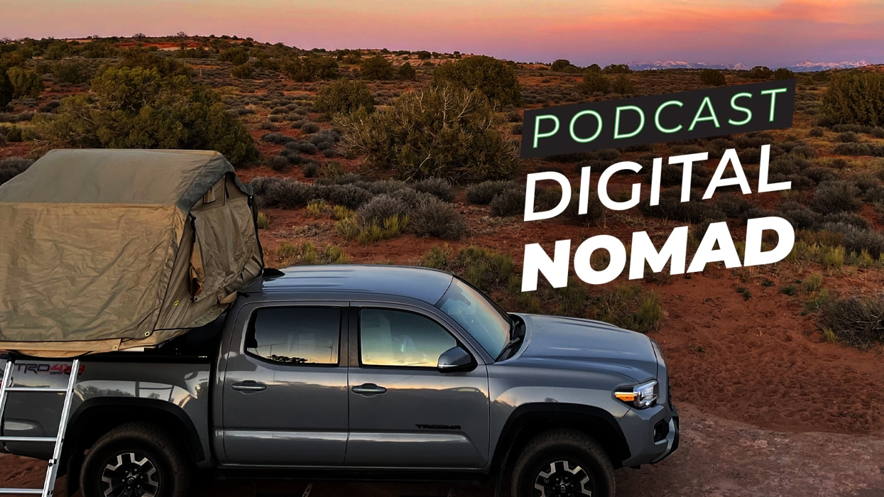 Podcast: The Digital Nomad