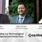 Following Strong Revenue Growth, centrexIT Appoints Director of Operations, VP of Technology and Director of Technology